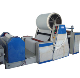 Fabric Releasing & Rewinding Machine